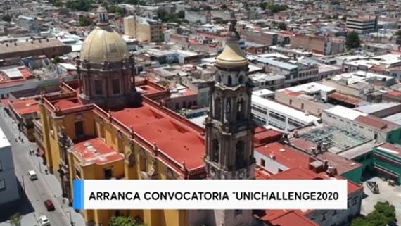 "Arranca la convocatoria ""UniChallenge2020"