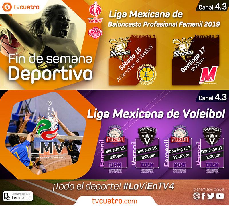 Todo el Deporte #LoViEnTV4